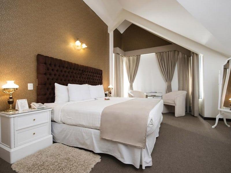 hotéis no centro de oaxaca