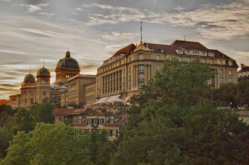 Hotéis em Berna