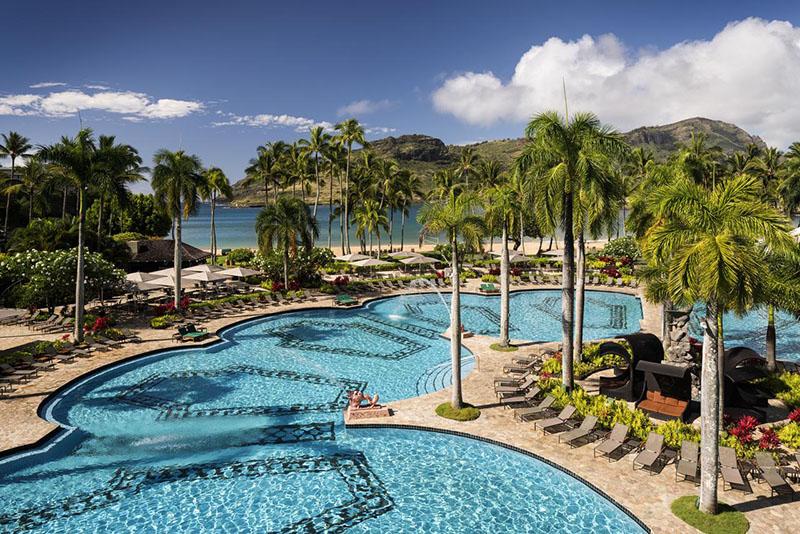 Resort no Hawaii