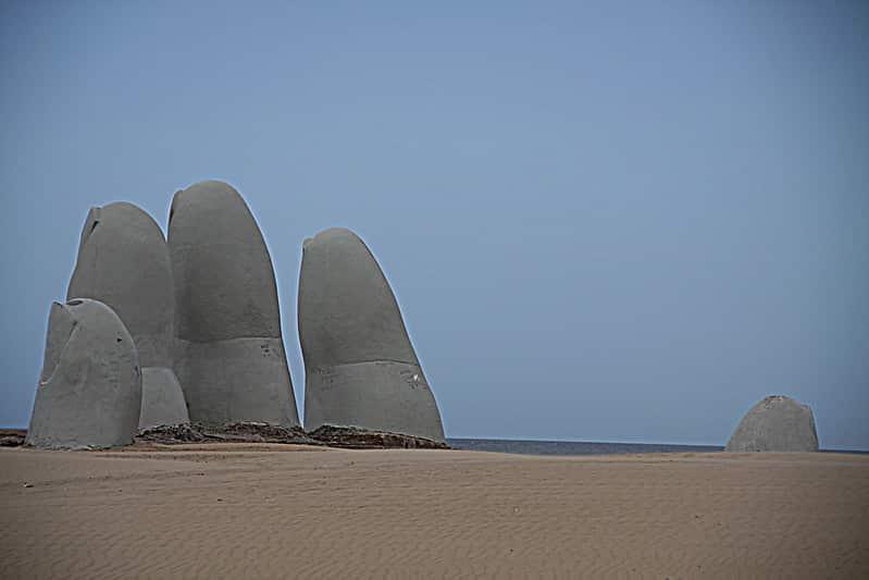 Pontos turísticos Punta del Este