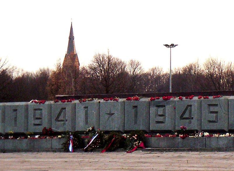 Monumentos em Riga