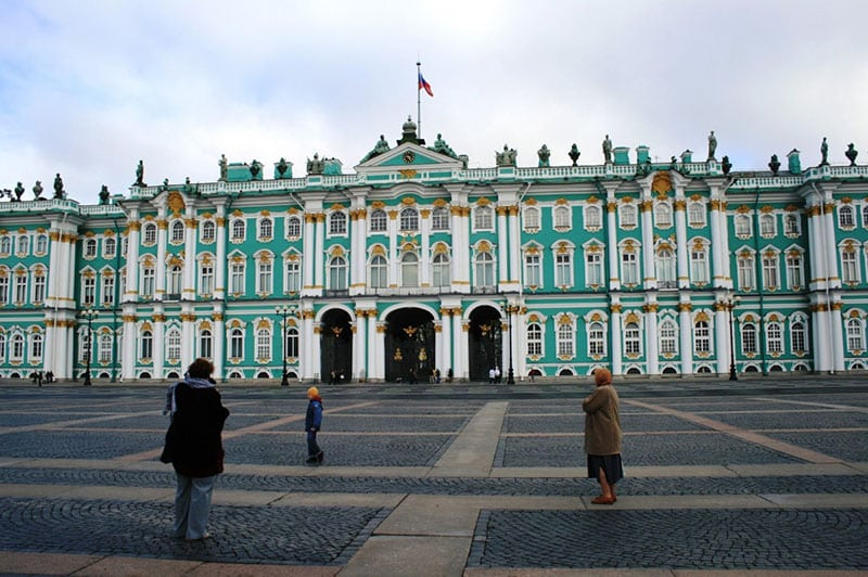 Museus na Rússia