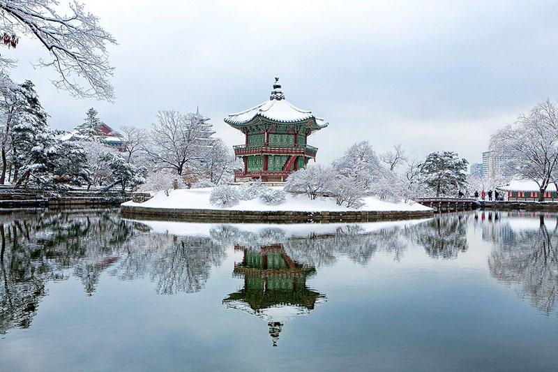 planejar viagem para coreia do sul