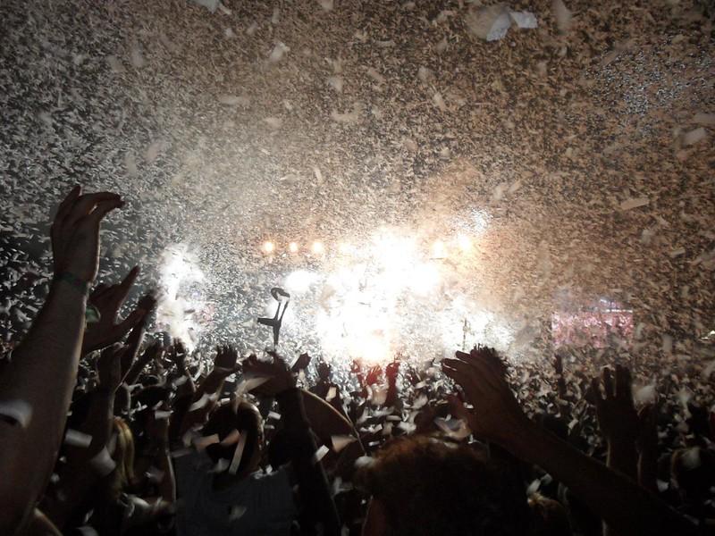 Festival pop Bélgica
