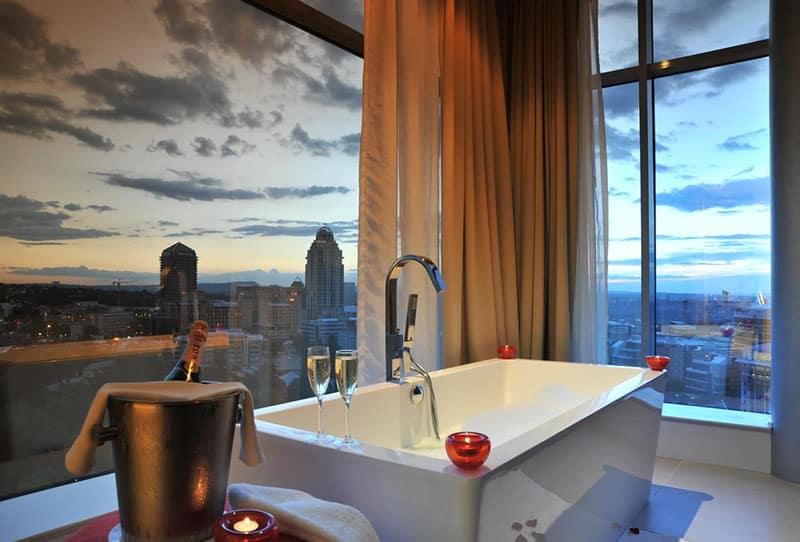 Hotéis em Joanesburgo