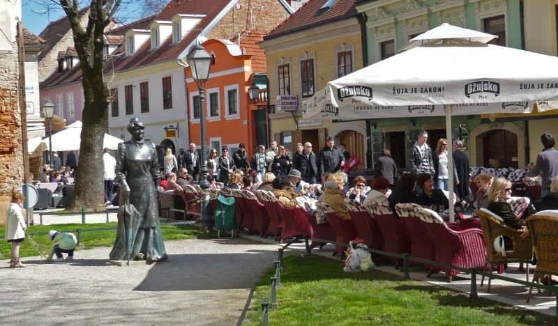 Restaurantes-Zagreb