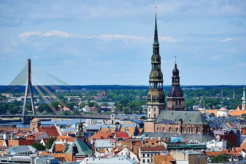 dicas da Letonia