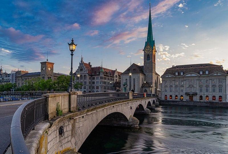Passeios em Zurique