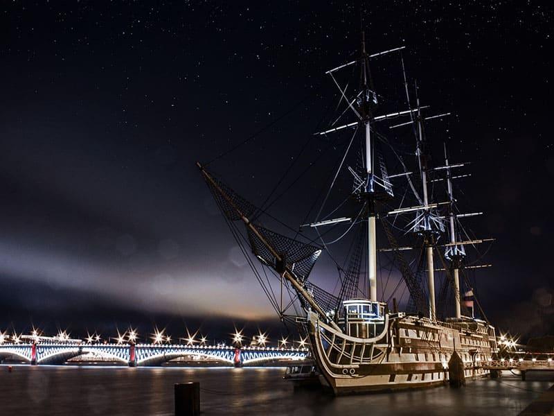Rios São Petersburgo