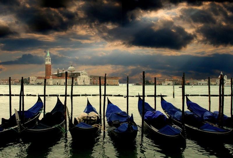 Roteiro alternativo em Veneza