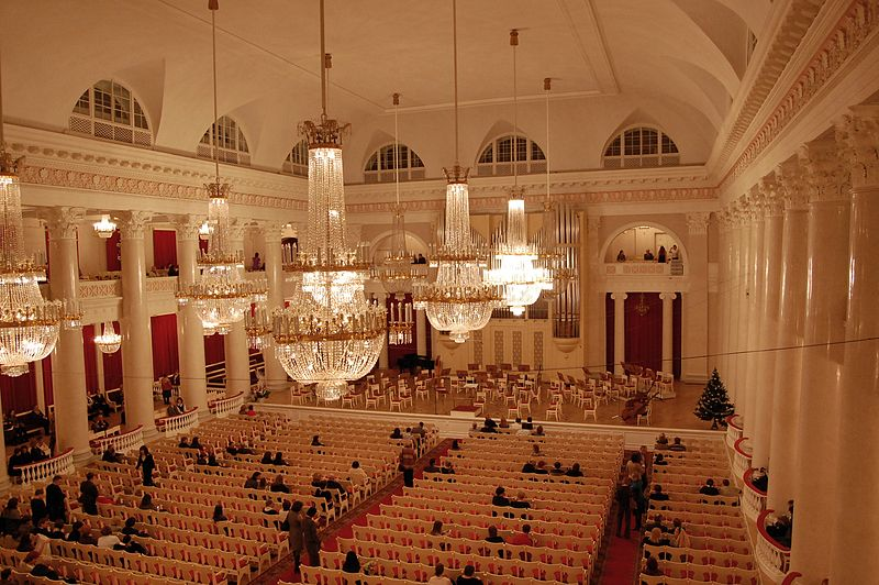 Ballet em São Petersburgo