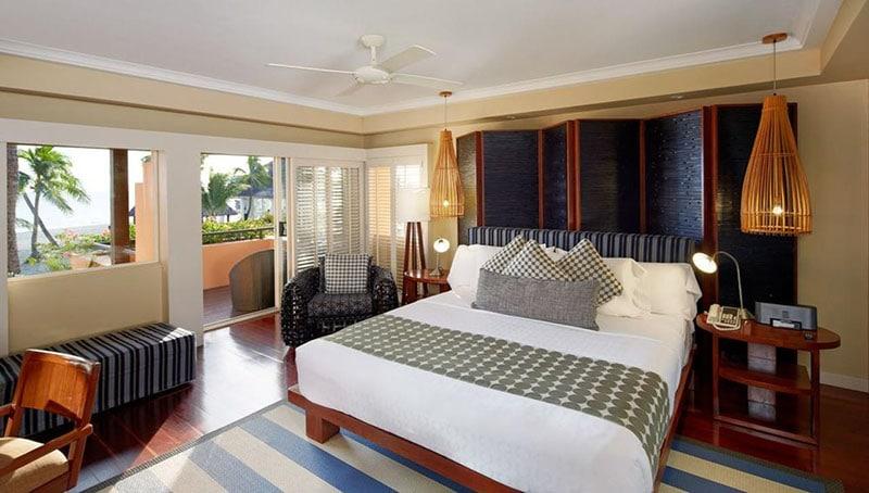 Sheraton Hotel em Fiji
