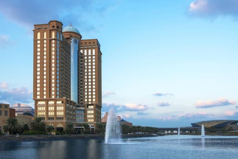 Hotéis incríveis em Dubai