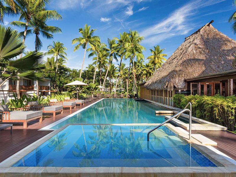 Hotel 5 estrelas Fiji