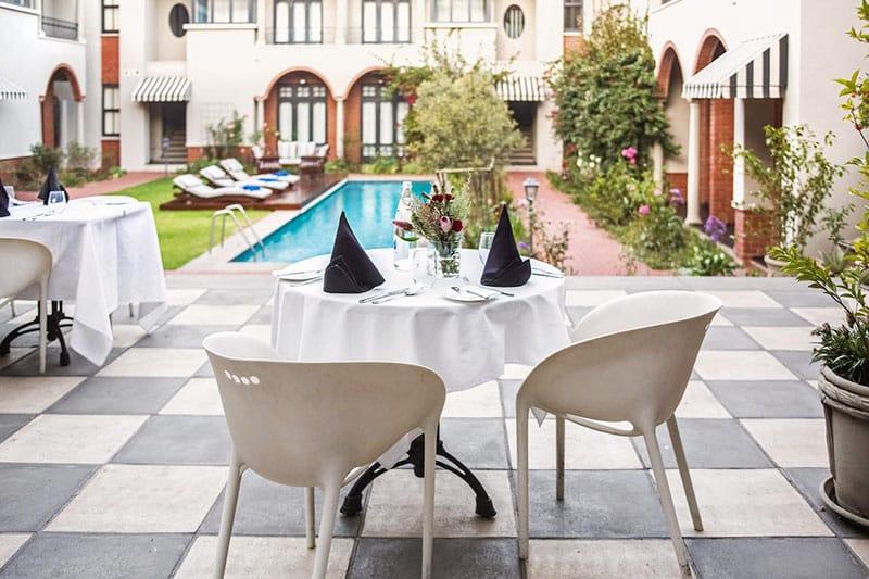 Hotéis de Luxo África do Sul