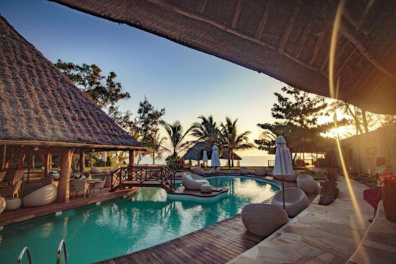 Hotéis de luxo na Tanzânia