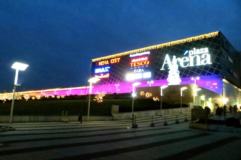 Shopping Arena Plaza