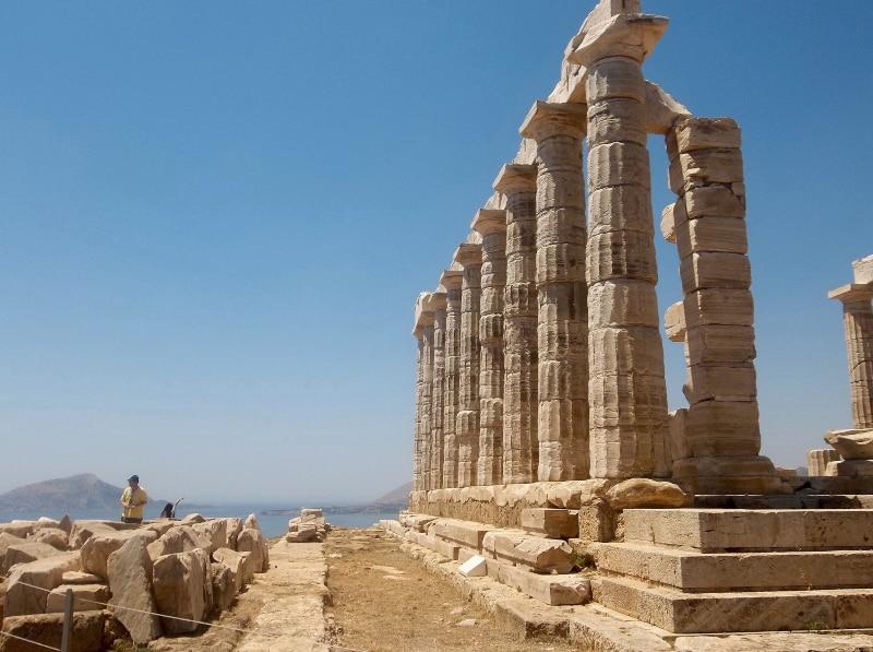 Tour Grécia antiga