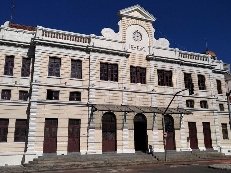 museu ferroviário curitiba
