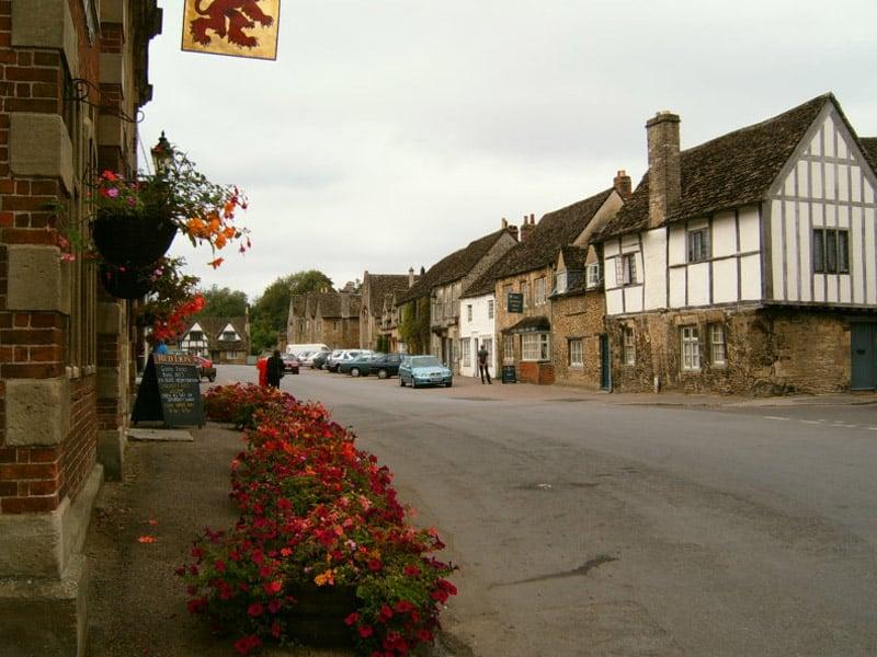 Lacock Inglaterra