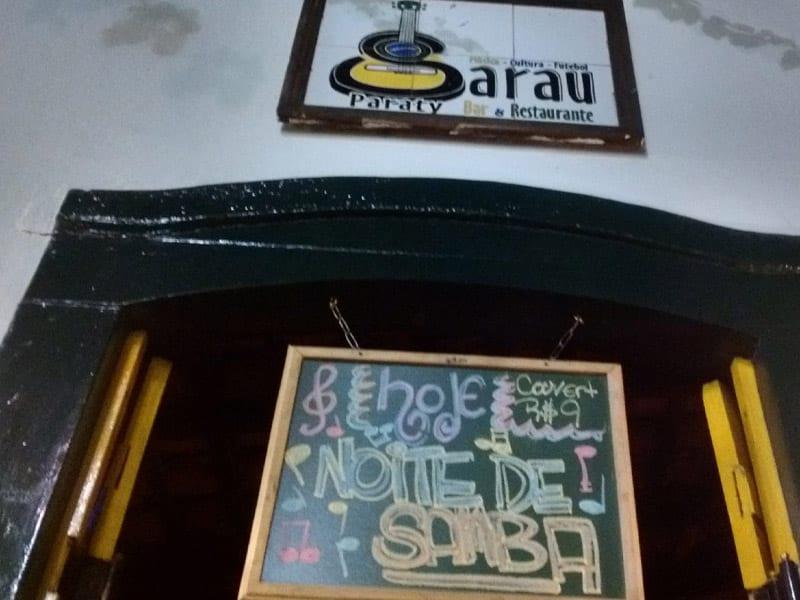 Melhores bares em em Paraty