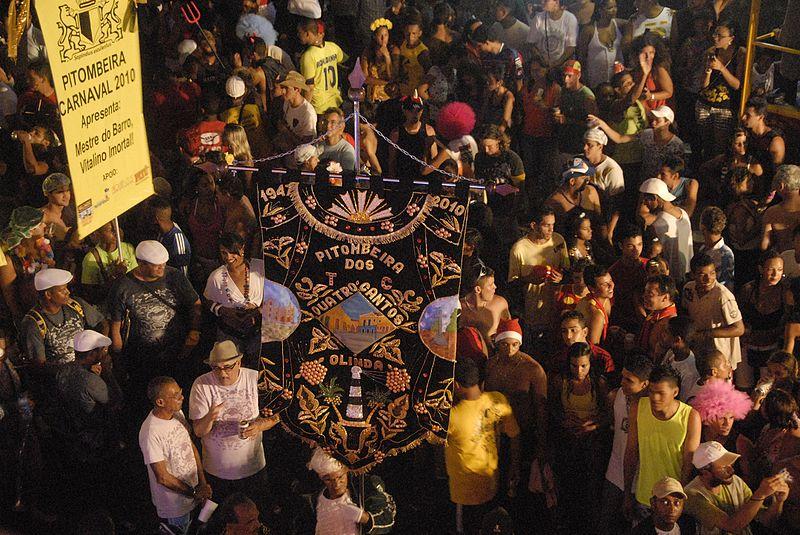 principais blocos do Carnaval de Olinda