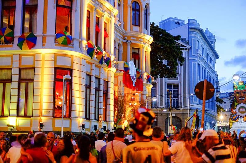 pós-Carnaval de Olinda