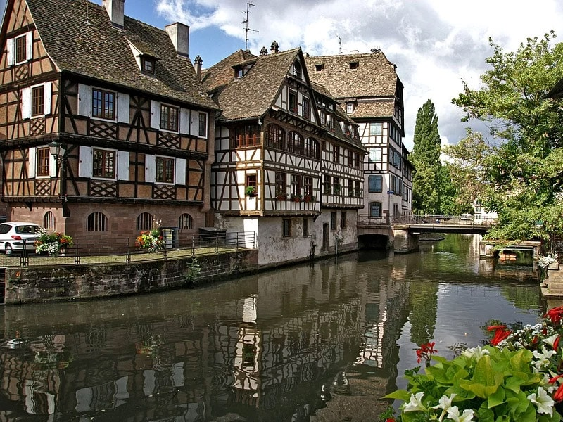 estrasburgo petite-france