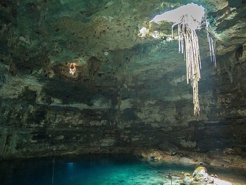 Cenote Cancun Chichen Itza