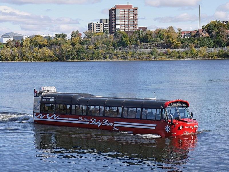 Tour em Ottawa