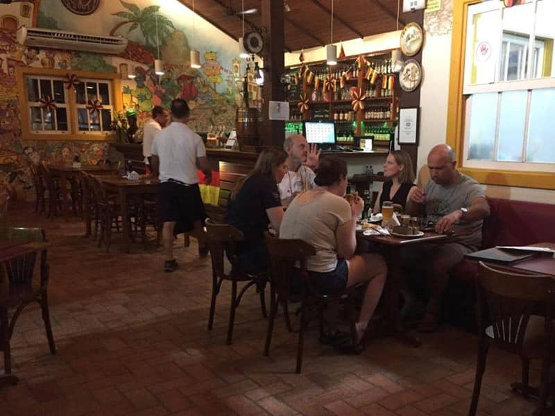Cervejaria em Paraty