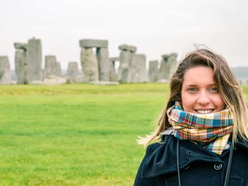 Stonehenge inverno