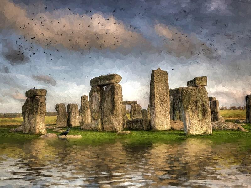 Quando ir para o Stonehenge