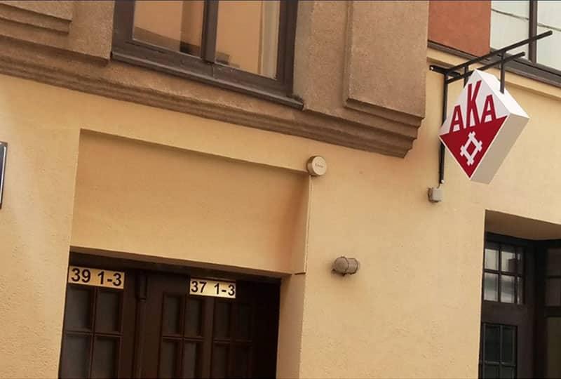 bons restaurantes em Riga