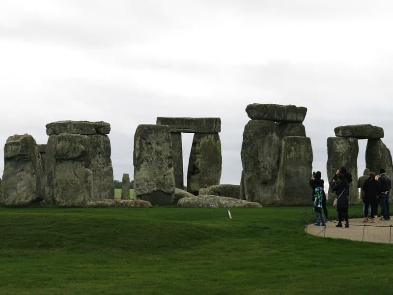 Stonehenge Ingresso