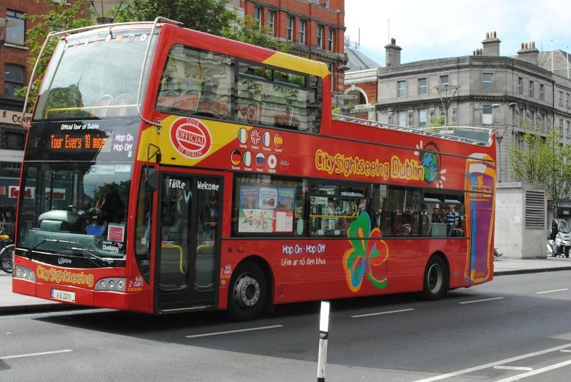 Ônibus Hop-On Hop-Off Ottawa