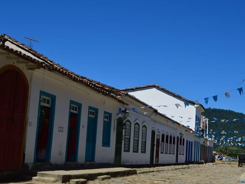 Centro Histórico de Paraty fotos