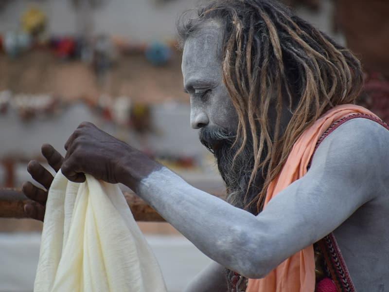 sadhus índia