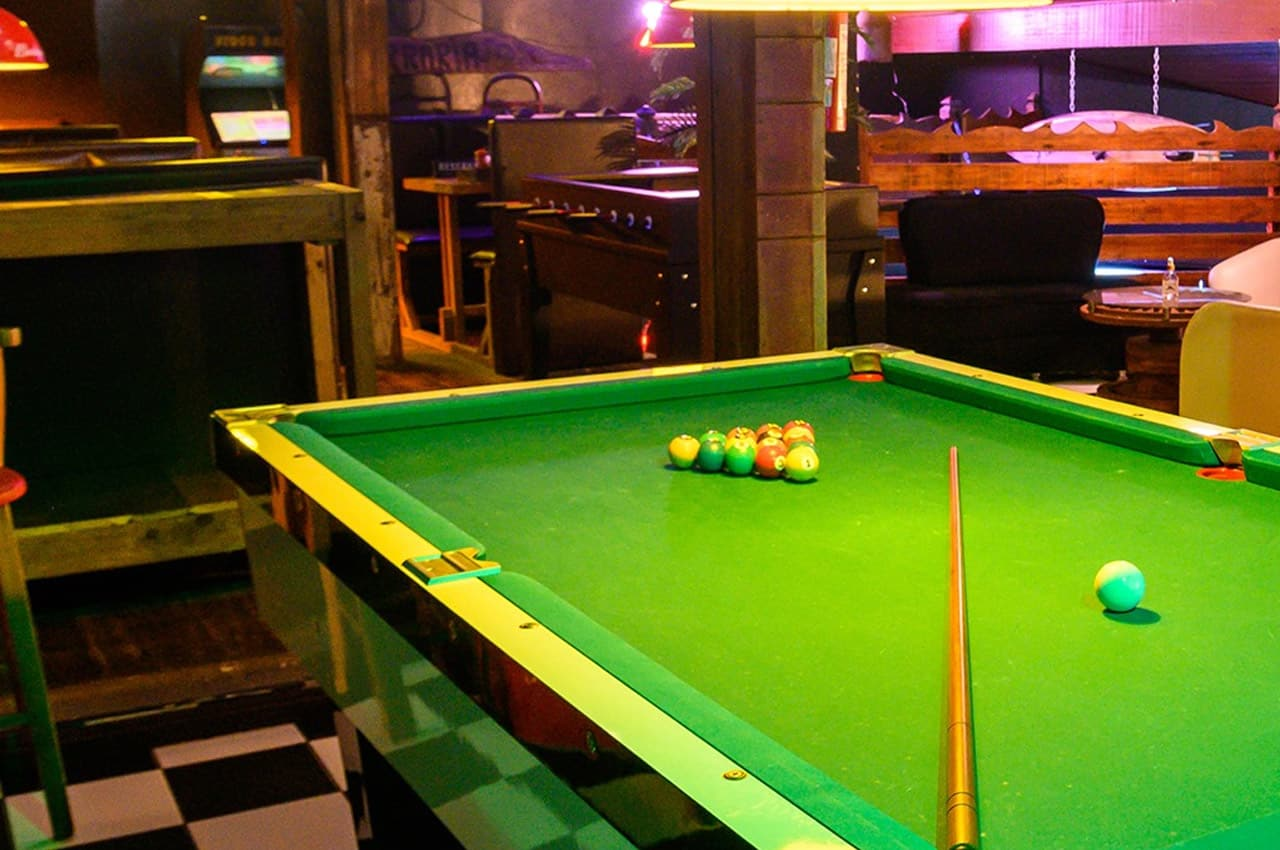 bar retrô Balneário Camboriú