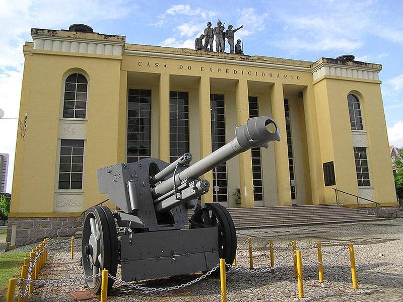 museu de guerra curitiba