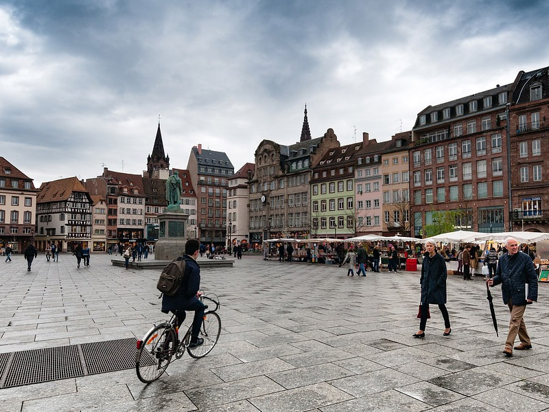 estrasburgo colmar