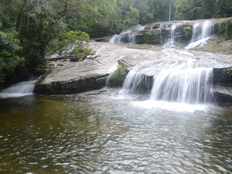 Cachoeiras em Paraty