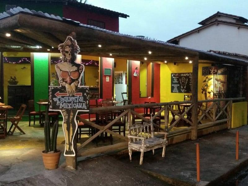 Paraty restaurantes self-service