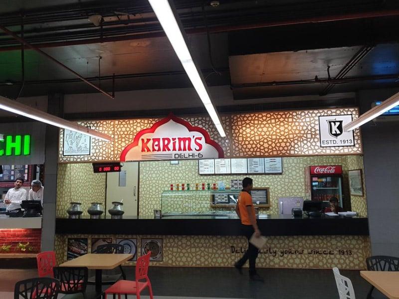 restaurantes famosos em nova deli