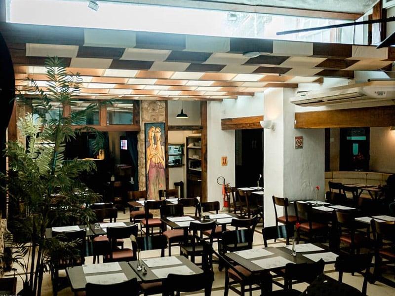 Bendita's restaurante Paraty