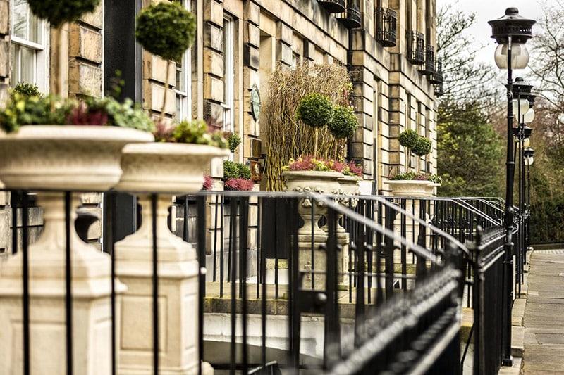 Dicas de hotéis em Edimburgo