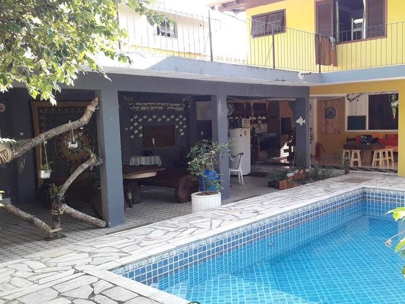 Melhor hostel de Paraty