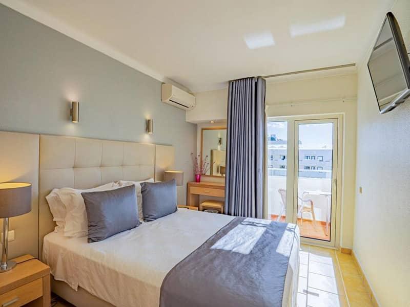 melhores hotéis em albufeira