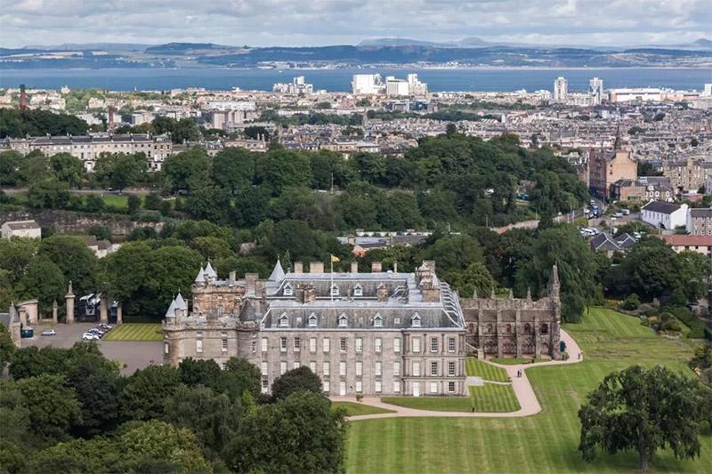 Hotéis na capital da escocia