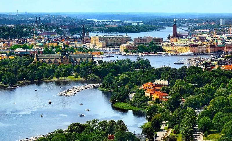 Hotéis em Estocolmo